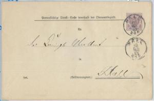 66744 - GERMANY Württemberg - Postal History -  POSTAL STATIONERY COVER  # DU1