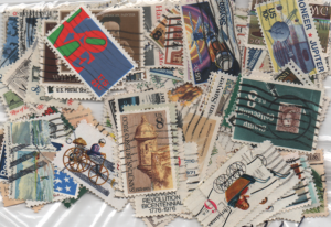 US #1415-1556 Used more than 100 stamps - no duplicates