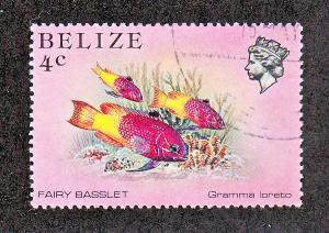Belize Scott #702 Used