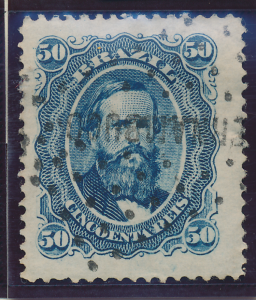 Brazil Stamp Scott #56, Used - Free U.S. Shipping, Free Worldwide Shipping Ov...