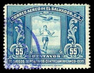 EL SALVADOR C39  Used (ID # 64757)