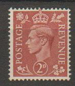 GB George VI  SG 506 mounted mint
