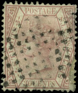 Straits Settlements Scott #16 Used