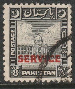 Pakistan O31 official used