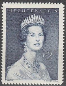 Liechtenstein #357 MNH