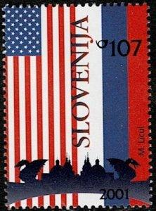 2001 Slovenia Scott Catalog Number 463 Unused Never Hinged