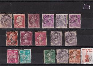 France Pre Cancel Stamps Ref 31731