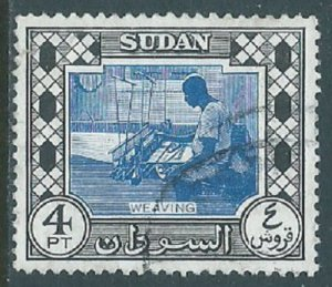 Sudan, Sc #108, 4pi Used