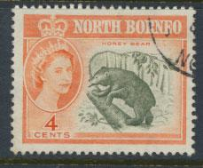 North Borneo SG 392 SC# 281   Used  see details