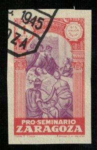 Zaragoza, 1 pta (3384-т)