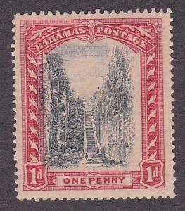 Bahamas # 71, Queens Staircase, Hinged, 1/3 Cat.
