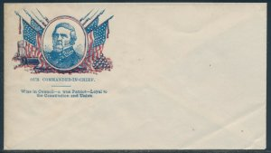 WS-30, WS-23A, WS-23 ON 3 DIFF. WINFIELD SCOTT PATRIOTIC COVERS BV3441