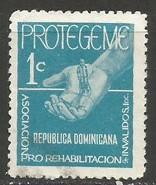 Dominican Republic RA47 VFU Z660-5