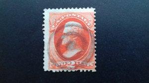 United States Andrew Jackson 2 cents Used