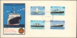 Trinidad, Worldwide First Day Cover, Ships