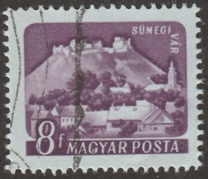Hungry, Scott#1282, Magyar Posta, used, Hr, #MP-1282