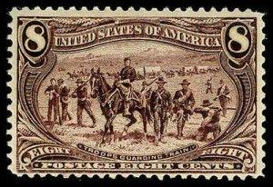 U.S. TRANS-MISS. ISSUE 289  Mint (ID # 68683)