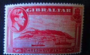 Gibraltar #109 Mint Hinged - (AZ5) WDWPhilatelic!