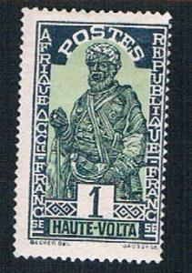 Upper Volta 43 MLH Hausa Chief (BP09615)