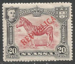 NYASSA 54 MOG FAUNA Z1868-1