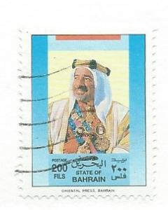 Bahrain #347 (U)  CV $1.40