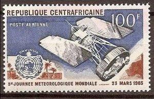 1965 Central African Republic 72 Meteorological satellite Nimbus