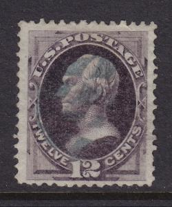 162 VF used neat cancel with nice color cv $ 145 ! see pic !