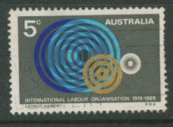 Australia SG 439  VFU