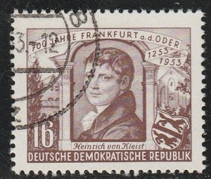 Germany DDR #151 Used Single Stamp
