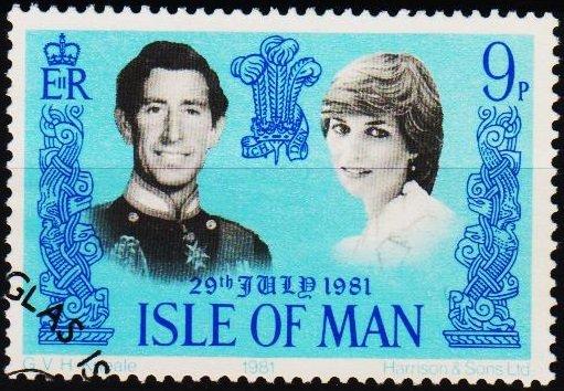 Isle of Man. 1981 9p S.G.202 Fine Used