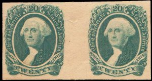 Confederate States Scott 13 Mint never hinged.
