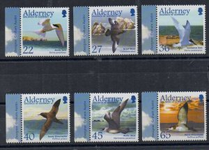 ALDERNEY - 2003 - BIRDS -