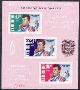 ECUADOR SCOTT C431A