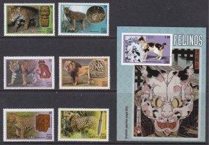 Fauna, Animals MNH / 2015