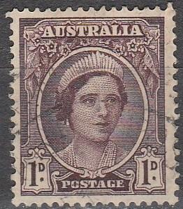 Australia #191 F-VF Used   (S6424)
