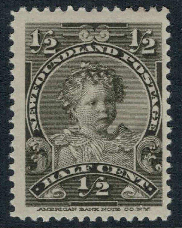 Newfoundland #78* CV $4.50