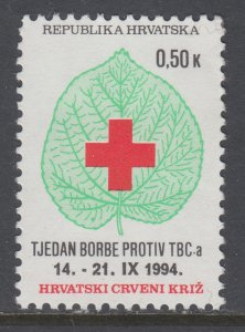 Croatia RA50 MNH VF