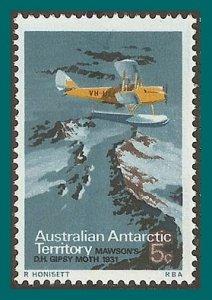 AAT 1973 Gipsy Moth Airplane, MLH #L24,SG24