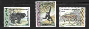 Laos  (1969)  - Scott # C59 - C61,