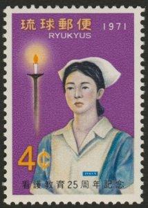 Ryukyu Islands 223 MNH Nurse, Medicine, Nursing