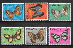 Panama #483-83E Used Set