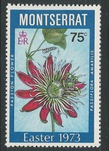 Montserrat = Scott # 290 - MH