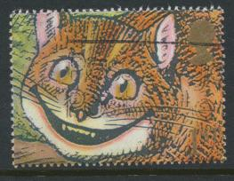 Great Britain SG 1486  Used   - Smiles Greeting  Booklet stamp