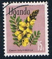 Uganda flowers - pickastamp (UP24R102)