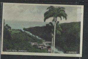 DOMINICA  COVER (P1902B)  COLORED PPC UNUSED  #1
