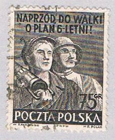 Poland Workers 75 (AP114502)