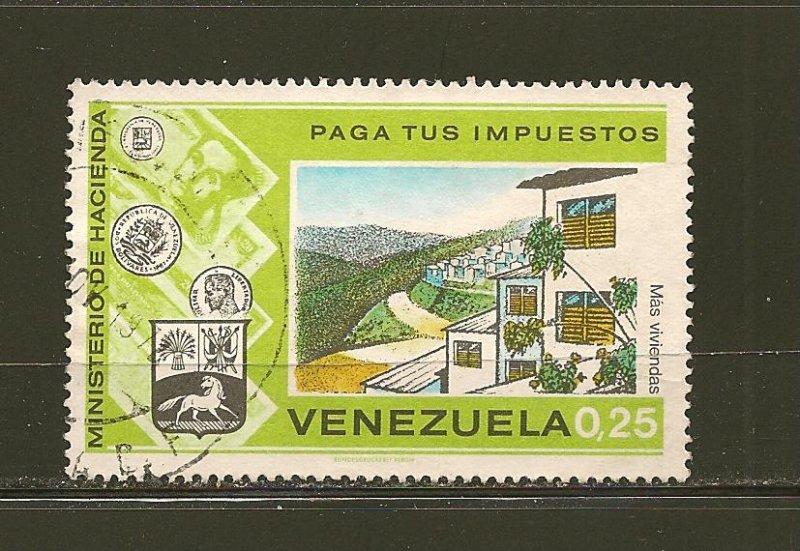 Venezuela 1070  Used