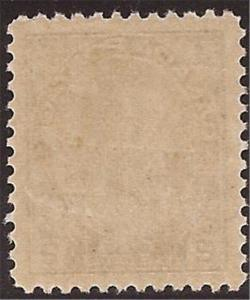 Canada - 1922 2c King George V Green -   - Scott #107