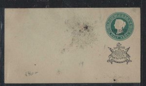 INDIA  FARIDKOT  COVER (P1501BB)  QV 1/2 A PSC UNUSED