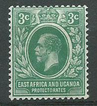 British East Africa SG 66 MH